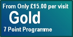 Gold 7 Point Lawn Treatment Programme